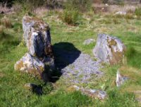 Neolithic Burial on Gallows Hill