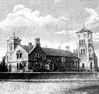 Nicolson Clock Tower