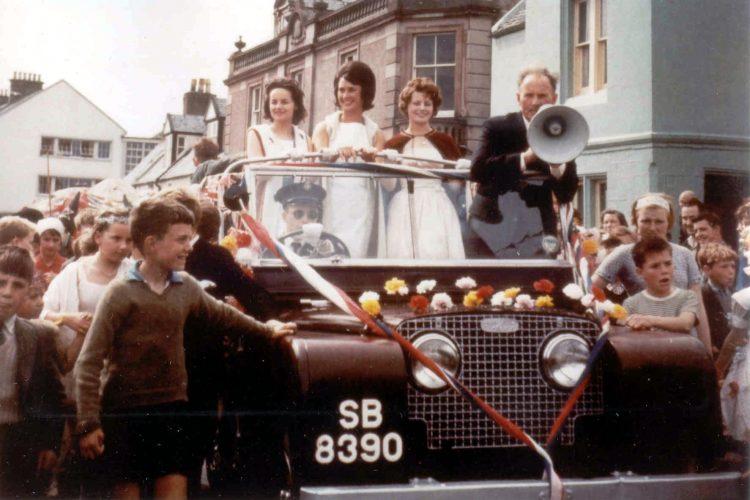 Stornoway Carnival 1963