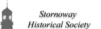 Stornoway Historical Society