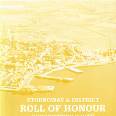 Stornoway & District Roll of Honour - Malcolm Macdonald