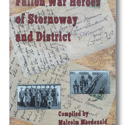 Fallen War Heroes of Stornoway and District
